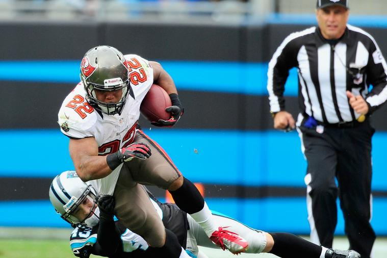 4 Reasons Doug Martin and the Bucs Will Plow Through the Falcons Defense