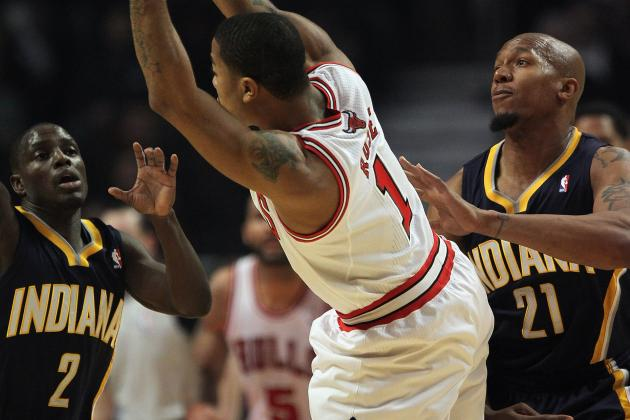 Ranking the Chicago Bulls' 5 Most Despised Rivals This Season