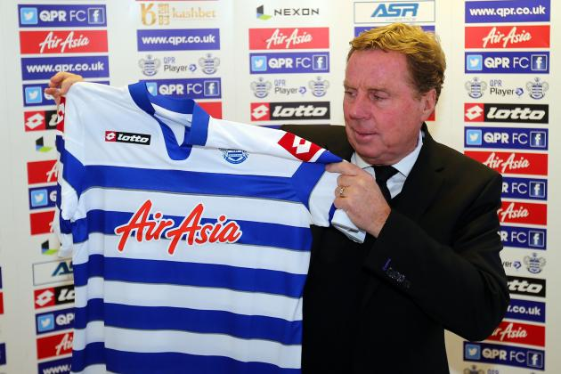 Queens Park Rangers: 5 Things Harry Redknapp Should Do as New QPR Manager