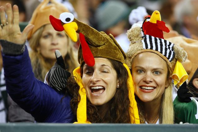 Fantasy Football: Thanksgiving Day's Biggest Turkey Performances