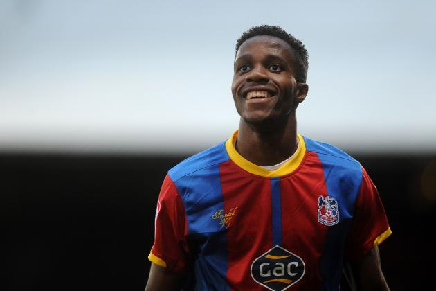 Wilfried Zaha: What to Know About the Up-and-Coming Crystal Palace Winger