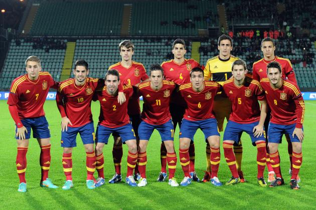 10 Under-the-Radar Spanish Players Who Should Be Considered for World Cup Squad