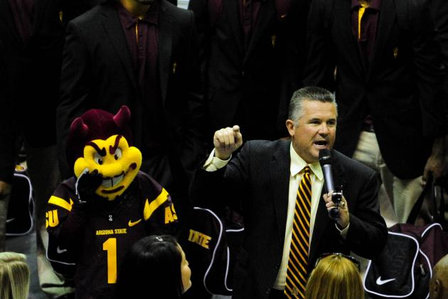 ASU Football: Todd Graham Faces Tough Challenge in His First Territorial Cup