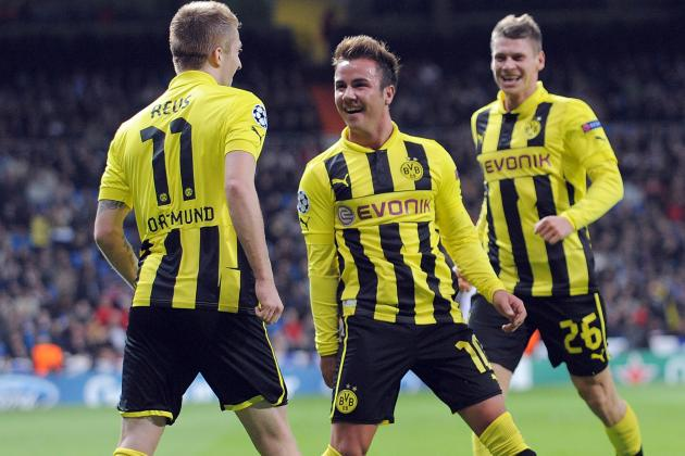 Mario Goetze and the Top 10 Young Attacking Midfielders in World Football