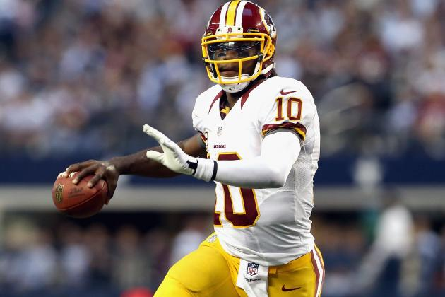 Robert Griffin III Will Succeed Where Mike Trout Failed in Pursuit of NFL MVP