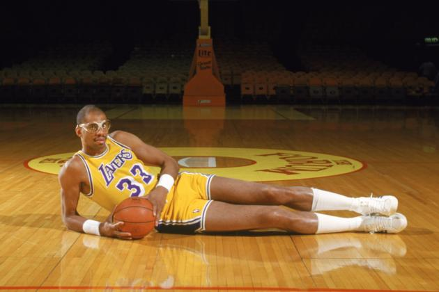 The NBA's Greatest Poster Boys of All Time