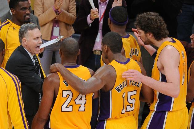 5 Steps L.A. Lakers Must Take to Establish Championship Identity