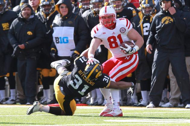 Nebraska vs. Iowa: 10 Things We Learned from the Huskers' Win over the Hawkeyes