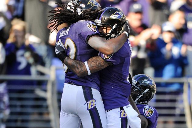 The Baltimore Ravens' 5 Most Memorable Plays Through the First 10 Games