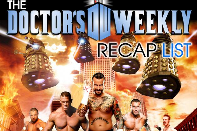 The Doctor's WWE SmackDown Recap: The 138 Things We Learned, Loved and Hated