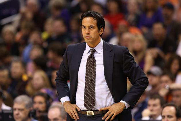 Erik Spoelstra and 10 NBA Coaches Who Don't Get the Respect They Deserve