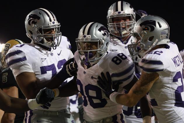 Texas vs. Kansas State: Complete Game Preview