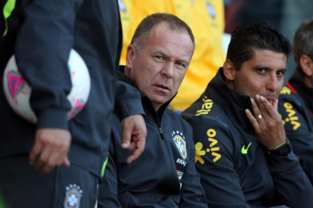 Top 5 Candidates to Take over from Mano Menezes as Brazil National Team Manager