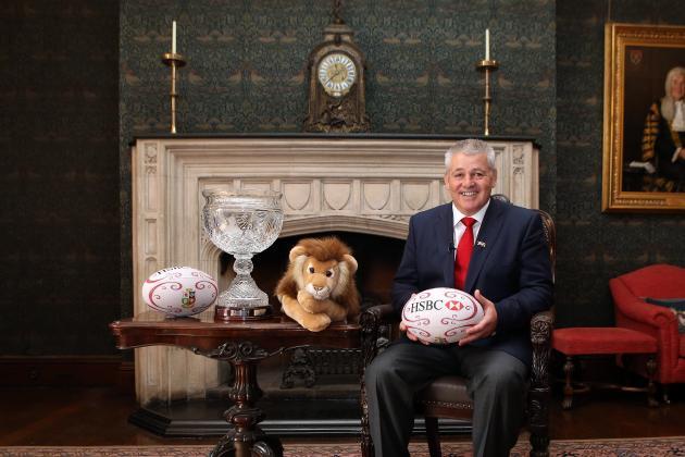 British and Irish Lions Rugby 2013: November International Squad