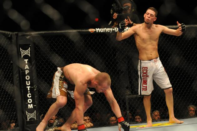 10 Most Entertaining Fighters Currently Competing in the UFC
