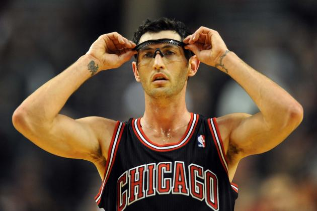 Who Have Been the Chicago Bulls' Most Disappointing Players so Far This Season?