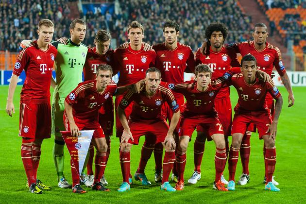 Four Bayern Munich Players Feature in Bundesliga Team of the Week