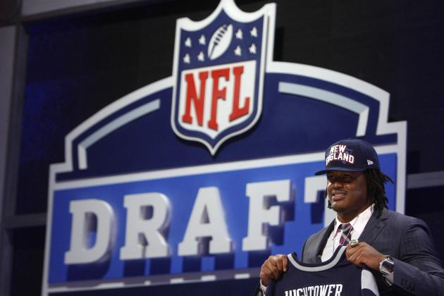 Position-by-Position 2013 NFL Draft Big Board for the New England Patriots