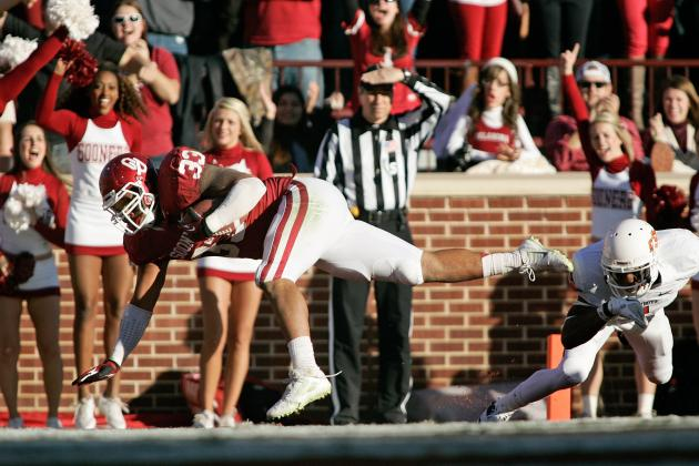 Oklahoma State vs. Oklahoma: Postgame Grades from Sooners' Win vs. Cowboys