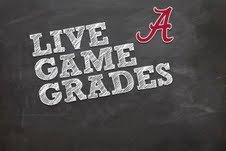 Auburn vs. Alabama: Postgame Grades from the Tide's Win vs. Tigers