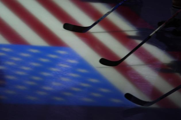 The 50 Greatest American Players in NHL History