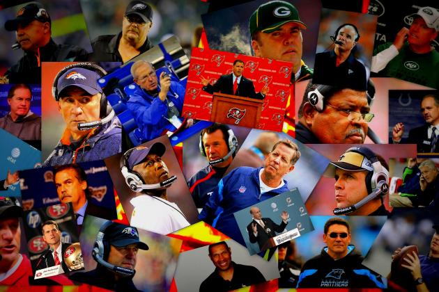 NFL Hot Seat Update: Gauging Every Head Coach After Week 12