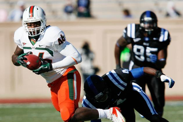 10 Things We Learned in Miami's Victory over Duke