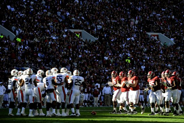Auburn vs. Alabama: 10 Things We Learned from Tide's Win over Tigers