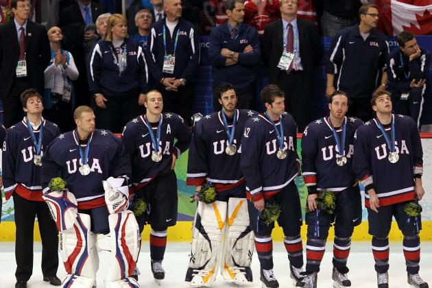 10 American Players Under Age 25 That Could Make the 2014 U.S. Olympic Roster