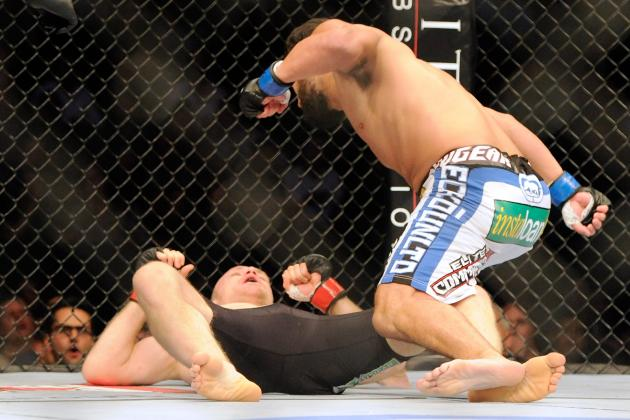5 UFC Fighters with Scary Finishing Power