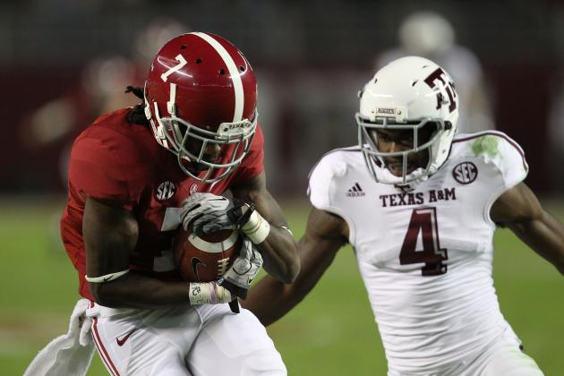 Kenny Bell Injury: Alabama Players Who Must Step Up in Star WR's Absence