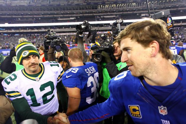 Packers vs. Giants: Final Player Grades for New York