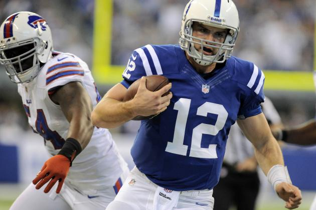 Buffalo Bills Playoff Hopes All but Done After Loss to Indianapolis Colts