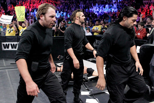 WWE NXT Invasion: Who Should Join Ambrose, Rollins & Reigns?