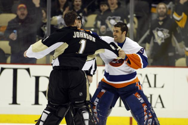 22 Most Epic Fights in NHL History