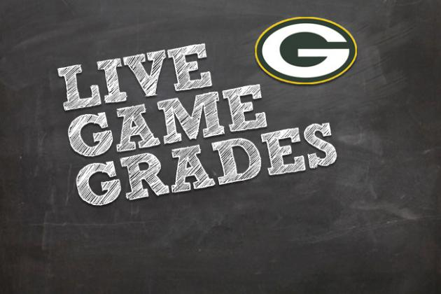 Packers vs. Giants: Final Report Card, Player Grades for Green Bay