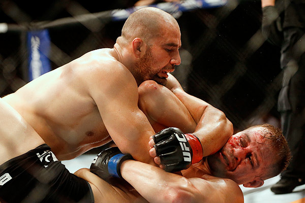 The 10 Most One-Sided Fights in MMA History