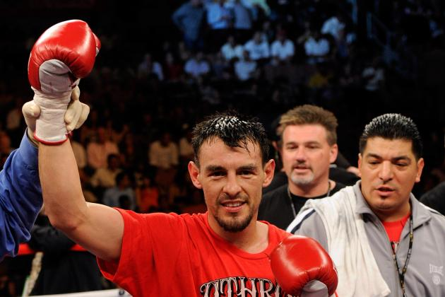 Robert Guerrero: 5 Possible Future Fights for 'The Ghost'