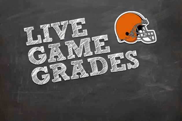 Browns vs. Steelers: Final Report Card, Player Grades for Cleveland