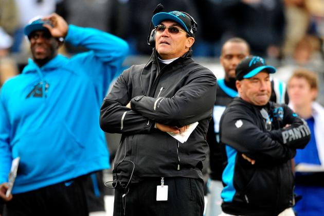 NFL Coaches on the Hot Seat Who Will Be Back in 2013