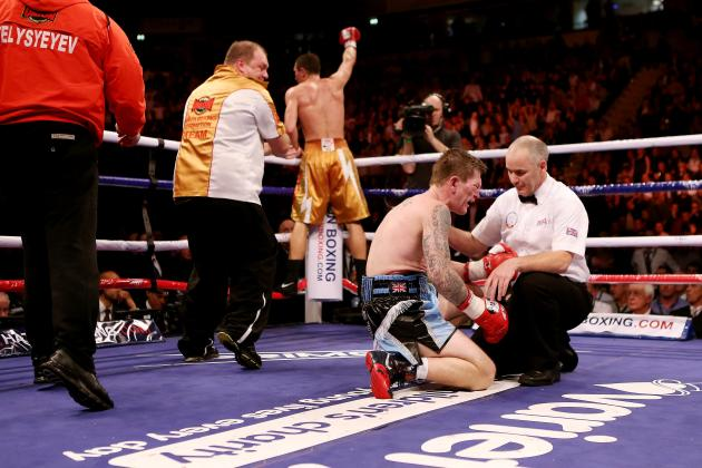 Ricky Hatton: 10 Things We Learned in Comeback Fight vs. Vyacheslav Senchenko