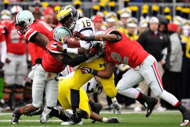 Michigan Football: Winners and Losers from the Week 13 Game vs. Ohio State