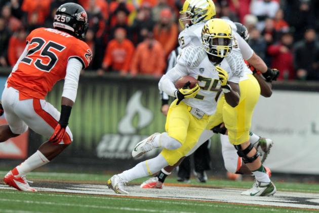 Oregon Football: Winners and Losers from the Week 13 Game vs. Oregon State