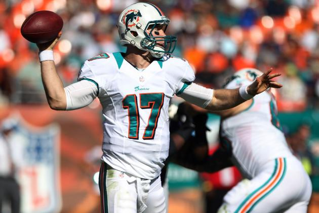 Ryan Tannehill and 4 Rookies Fading Fast Down the Stretch