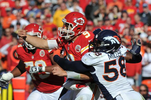 Broncos vs. Chiefs: Denver's Biggest Winners and Losers from NFL Week 12