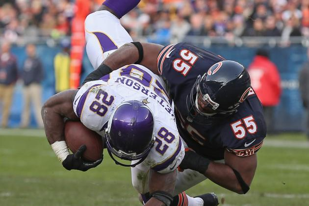 Vikings vs. Bears: Minnesota's Biggest Winners and Losers from Week 12
