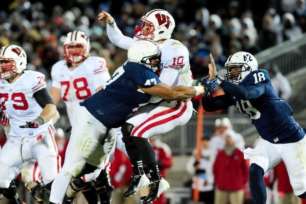 Wisconsin Football: Winners and Losers from the Week 13 Game vs. Penn State