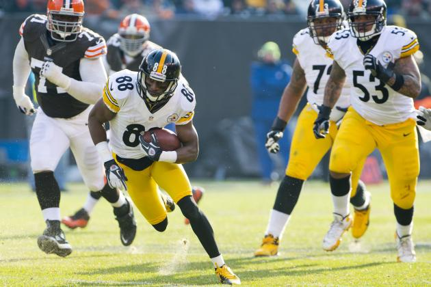 5 Ways the Pittsburgh Steelers Can Earn a Playoff Berth