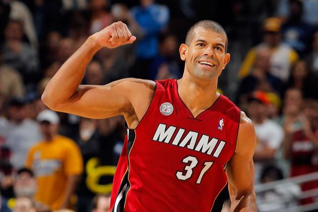 How Would the Miami Heat Cover for Shane Battier's Absence?