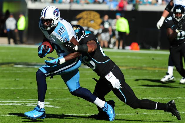 Titans vs. Jaguars: Winners and Losers for NFL Week 12